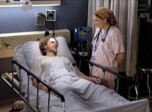 Nurse Jackie: Staying In Touch