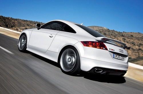 Audi TT RS Gets A U.S. Visa