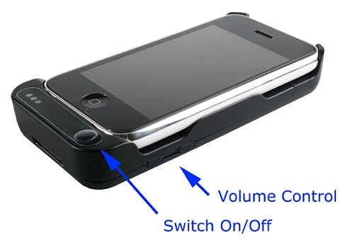 iPower Backup Battery for iPhone Has Built-in Speaker too