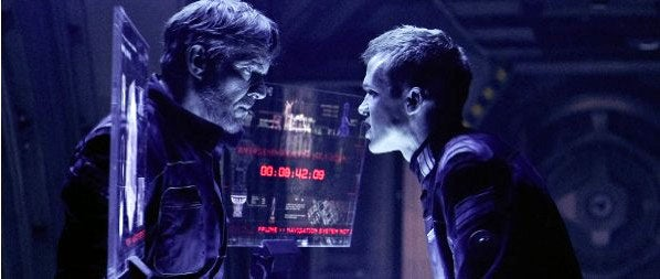 Dennis Quaid On Pandorum, And The Other Enemy Mine