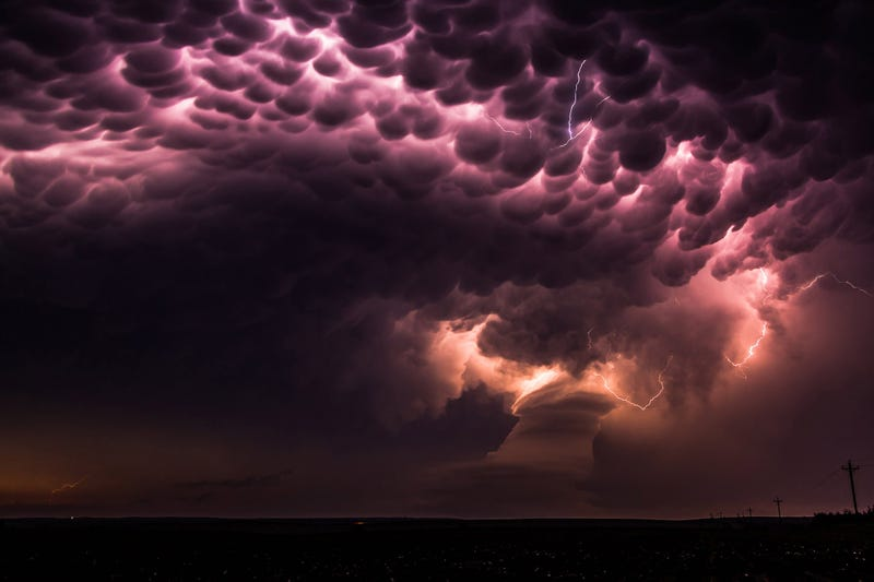 Is This a Storm or the Open Gates of Hell?