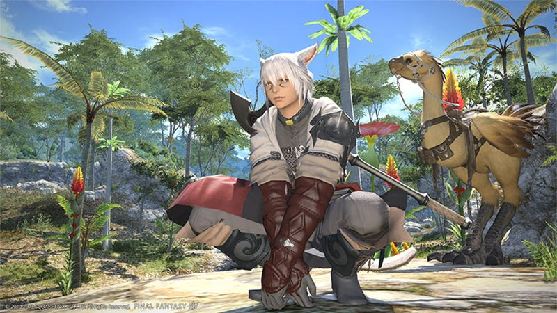 When Can We Play Final Fantasy XIV: A Realm Reborn?