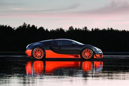 Bugatti Veyron Super Sport: World's Fastest Car