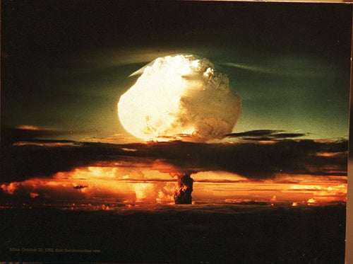 No Fireworks Show This Weekend Will Match a Hydrogen Bomb Explosion