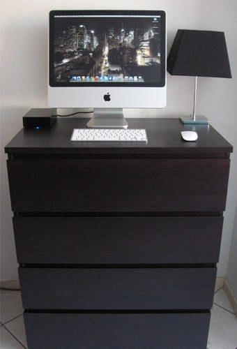 The Temporary Standing Desk