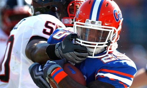 Cheap Shots? That's Just The Way Georgia and Florida Play Football