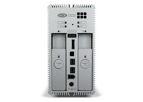 LaCie 2big Quadra RAID Drive Does Quad-Interface On The Cheap