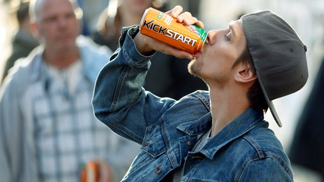 Introducing Mountain Dew's New Morning Drink for Bros: Kickstart