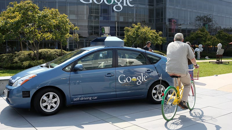 Google Wants Self-Driving Car Tech Available Within Five Years