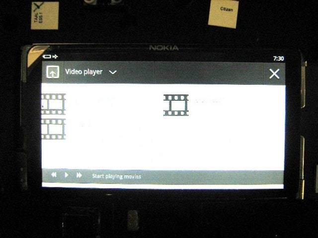 Leak: Nokia's MeeGo-Running Tablet Appears