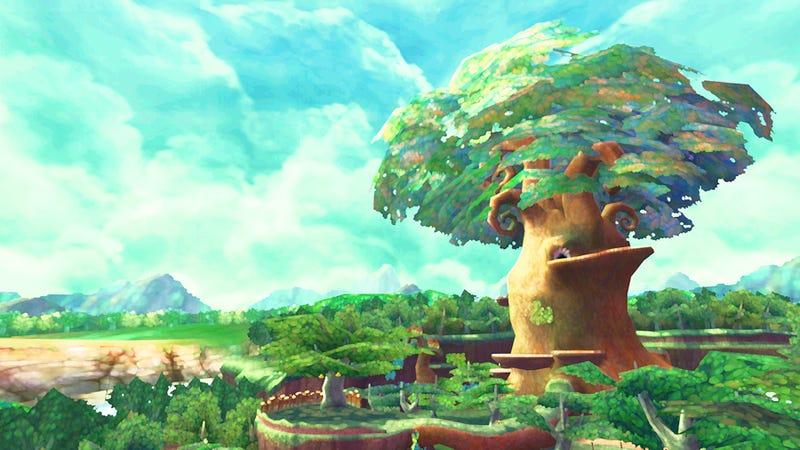 Zelda: Skyward Sword Is Inspired By...Dead French Painters?