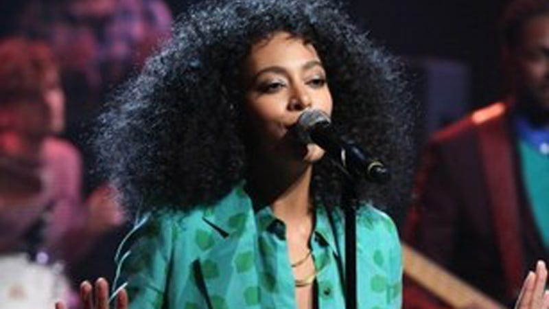 Solange's Latest Performance Is an Excellent Reminder of Her Eternal Coolness