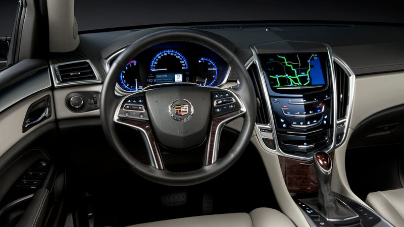 2013 Cadillac SRX: Leave Well Enough Alone