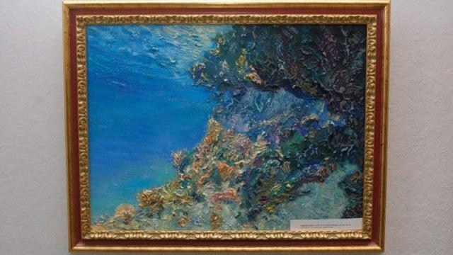 Underwater Painting Gallery