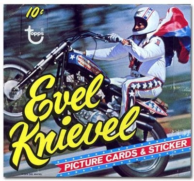 The Nine Lives of Evel Knievel, the Superstar Who Wanted to Jump the Grand Canyon