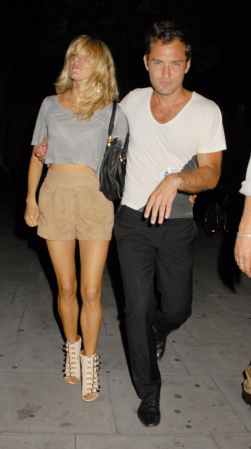 Sienna & Jude: Slightly Stewed?
