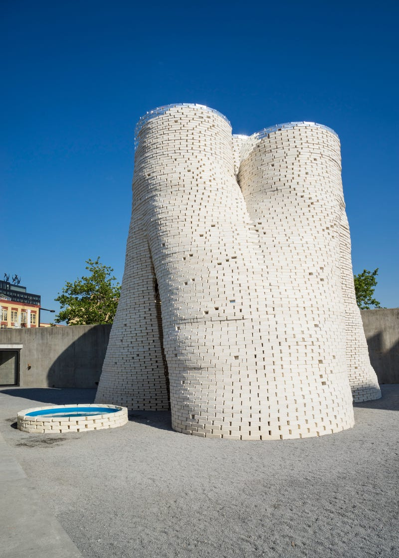 The Bricks That Built This Tower Were Grown From Fungus