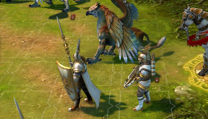 Hey, There's A New Heroes Of Might & Magic Game!