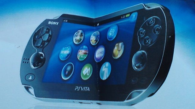 """Is Sony's New Handheld Called """"Vita""""?"""