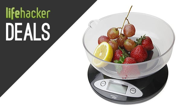 The Kitchen Scale You Need, The Charger Your iPhone 6 Deserves [Deals]