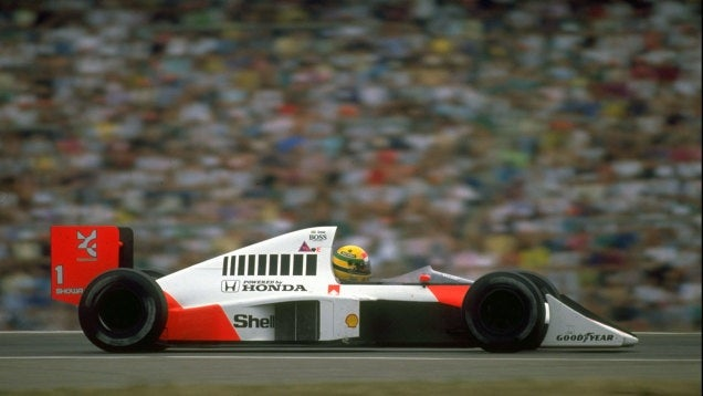 Senna Poster/Print/Picture