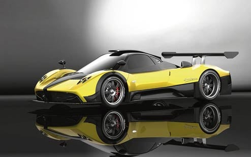Pagani Zonda R Renderings Emerge Again From The Internet Ether