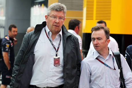F1 swap shop – 2008-2015