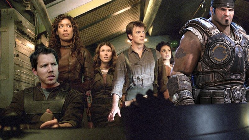 Here's How The Creator Of Gears of War Would Make A Firefly Video Game