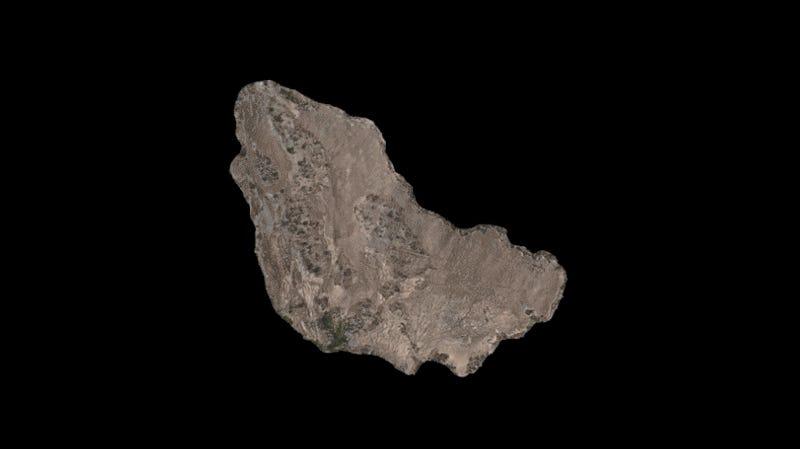 36-Gigapixel Image Captures Ancient Petroglyphs in Texas