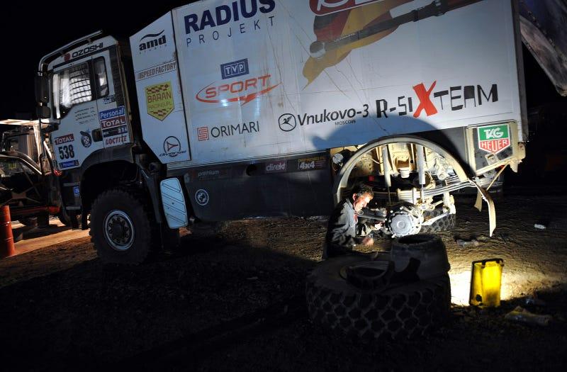 Gallery: 2010 Dakar Rally