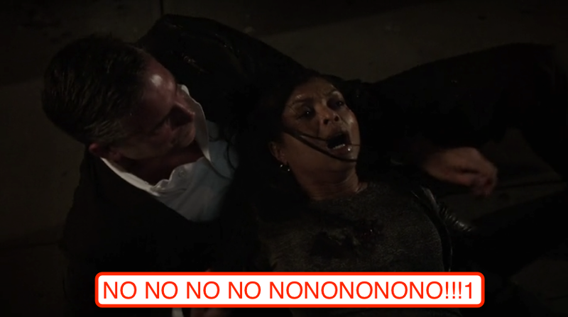 Person of Interest -- NO NO NO! ALL THE NO!