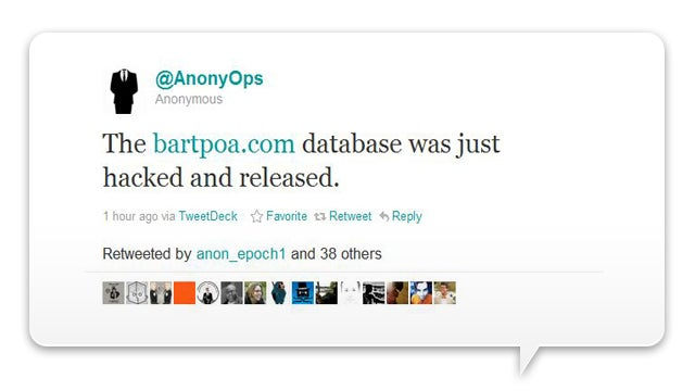 BART Was Just Hacked Again, This Time In Anonymous' Name Update: It Was a Single French Girl