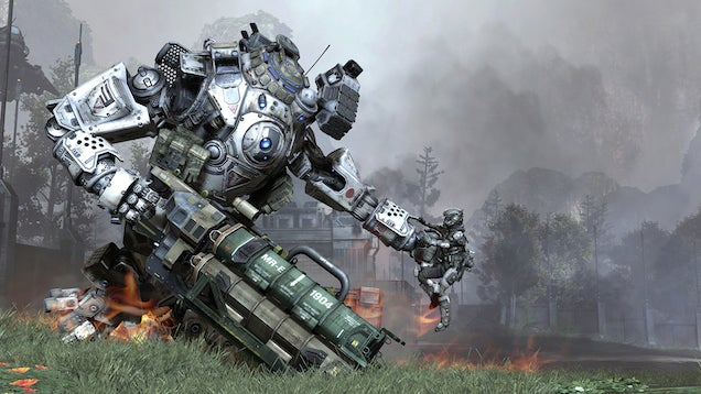 ​Are You Still Playing Titanfall?