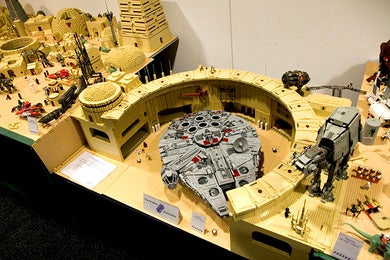 LEGO Star Wars Space Port: That's a Lot of Free Time