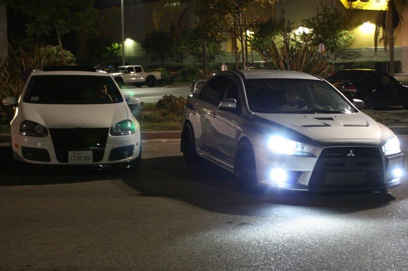 "LA's ""Night"" car culture"