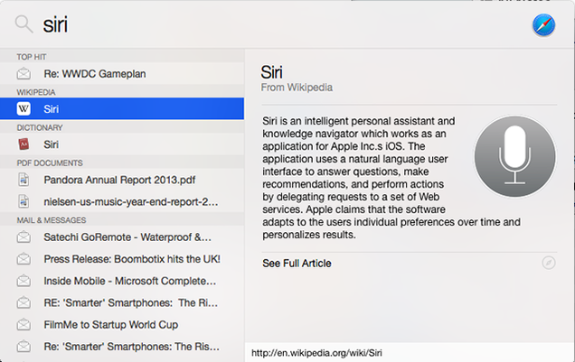 OS X Yosemite Preview: All the New Features for Your Mac