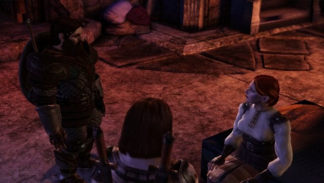 Dragon Age: Origins - PlayStation 3 Versus PC