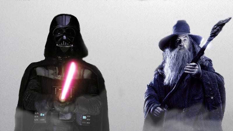 io9 March Madness Championship Game: Star Wars vs. Lord of the Rings!