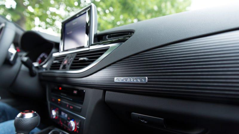 2014 Audi RS7: The Jalopnik Review