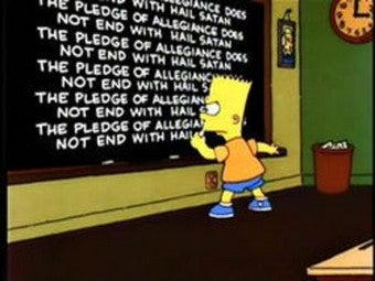 "British Schools Ban ""Dunce's Corner"""