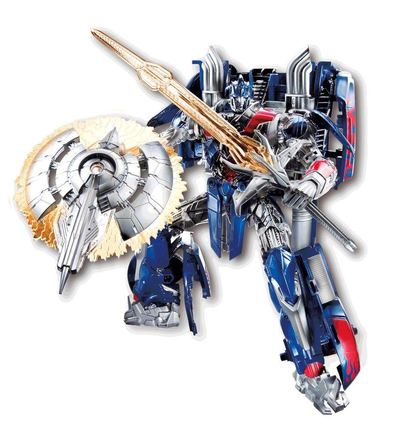 Arise, Transformers: Age Of Extinction Optimus Prime