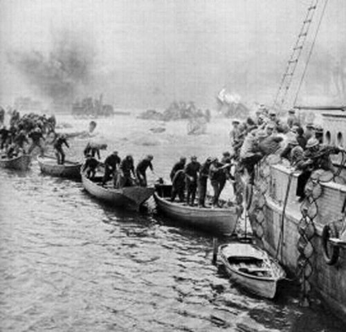Dunkirk Redux Fails at the Hands of an Ungrateful France