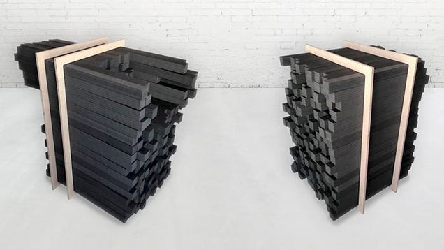 Turn These Giant Bundles of Foam Into Comfy Custom Seating