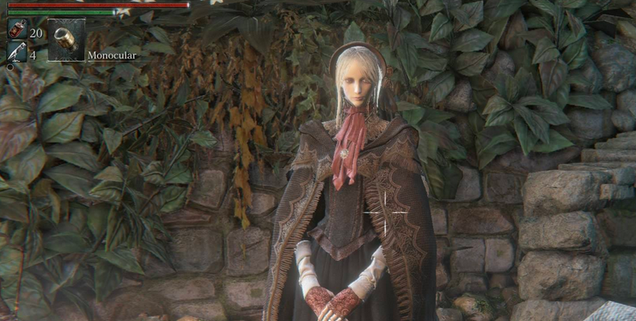 Bloodborne Fan Theory: The Doll Is Actually An Alien God