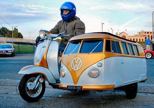 VW Busbretta Isn't Quite Humiliating Enough