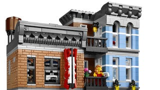 The latest Lego modular building feels like a perfect piece of old NYC