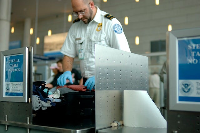 Comment of the Day: A Nice TSA Story