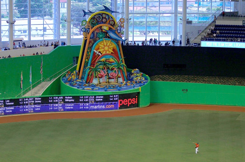 The Ravenously Shameless Pastel Brutality Of The Miami Marlins