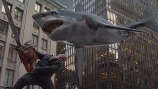 Get Ready, Southeastern United States, the Sharknado Is Coming For You