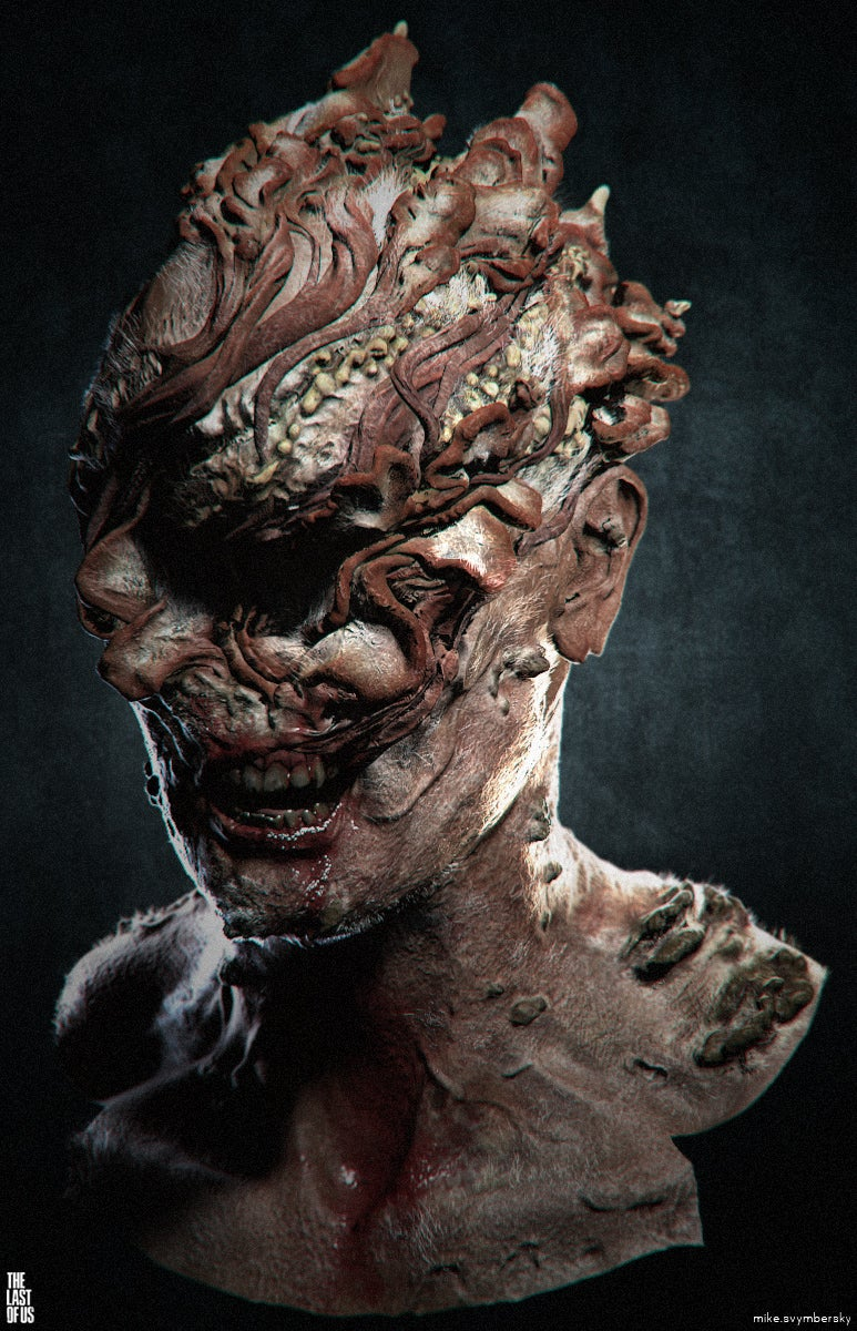 Up Close, The Last Of Us' Infected Are Even Grosser